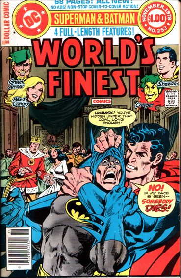 World's Finest Comics 253-A by DC