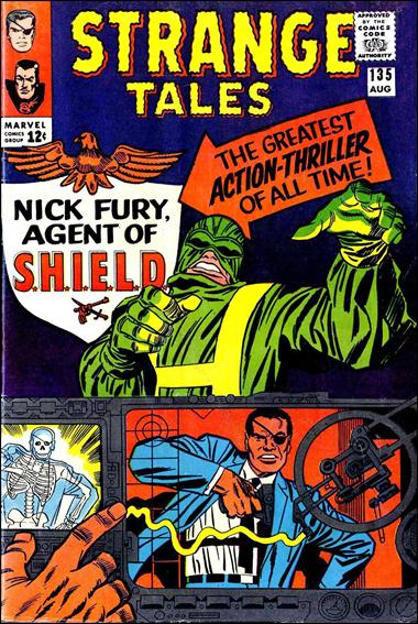 Strange Tales (1951) 135-A by Marvel