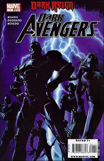 Dark Avengers (2009) 1-A by Marvel
