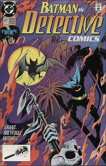 Detective Comics (1937) 621-A by DC