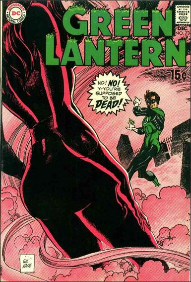 Green Lantern (1960) 73-A by DC