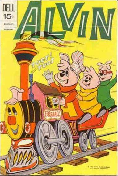 Alvin 23-A by Dell