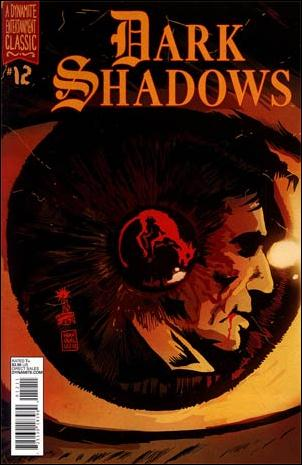 Dark Shadows (2011) 12-A by Dynamite Entertainment