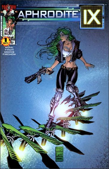 Aphrodite IX (2000) 1-C by Top Cow