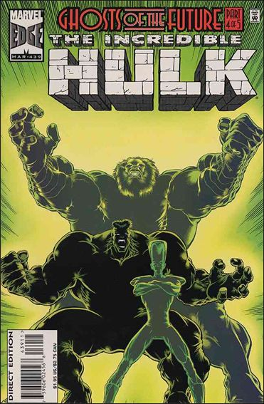 Incredible Hulk (1968) 439-A by Marvel