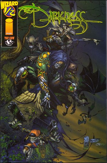 Darkness (1996) 1/2-A by Top Cow