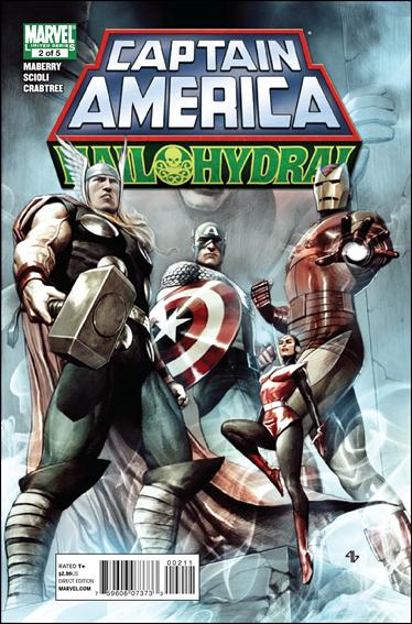 Captain America: Hail Hydra 2-A by Marvel