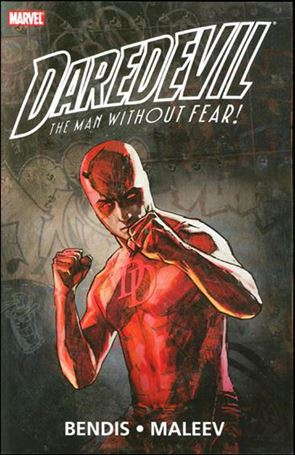 Daredevil by Brian Michael Bendis and Alex Maleev Ultimate Collection 2-A