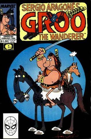 Sergio Aragones Groo the Wanderer 62-A