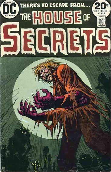 House of Secrets (1956) 111-A by DC