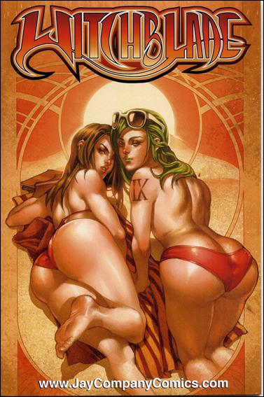 Witchblade 111-C by Top Cow