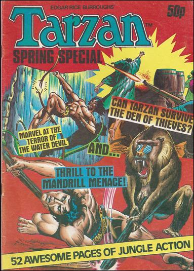 Tarzan Special (UK) nn-A by Atlantic Publishing Ltd.