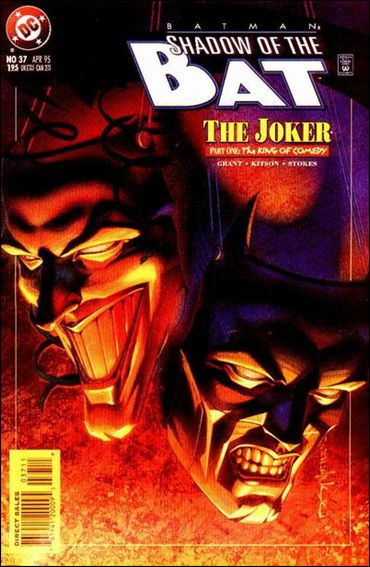 Batman: Shadow of the Bat 37-A by DC