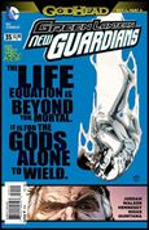 Green Lantern: New Guardians  35-A
