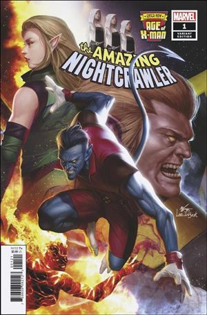 Age of X-Man: The Amazing Nightcrawler 1-B