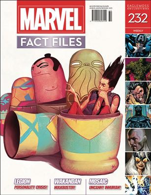 Marvel Fact Files 232-A