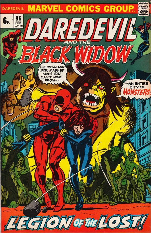 Daredevil (1964) 96-B by Marvel