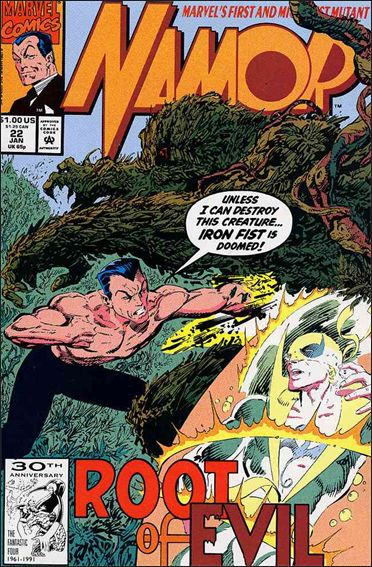 Namor: The Sub-Mariner 22-A by Marvel