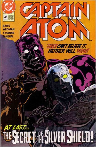 Captain Atom (1987) 35-A by DC