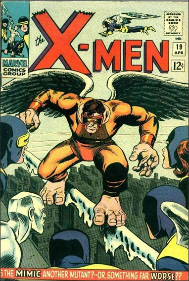 X-Men (1963) 19-A by Marvel
