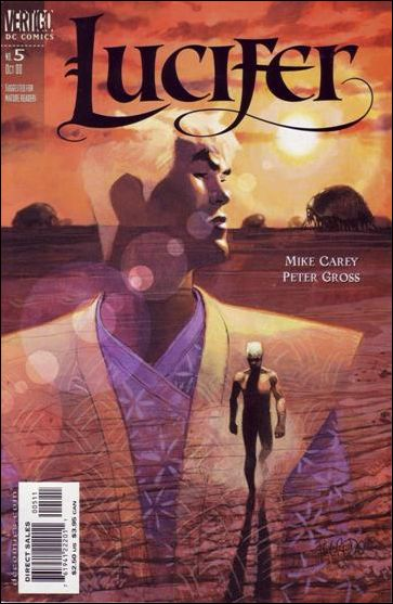 Lucifer (2000) 5-A by Vertigo