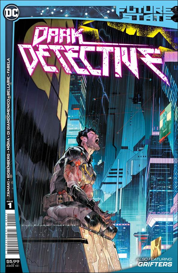 Future State: Dark Detective 1-A by DC