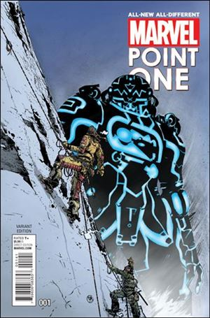 All-New All-Different Point One 1-D