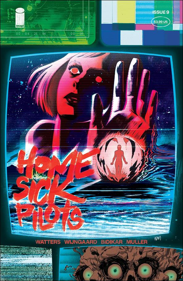 Home Sick Pilots 9-B by Image