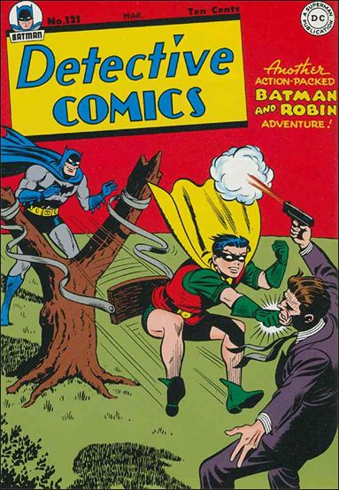 Detective Comics (1937) 121-A by DC