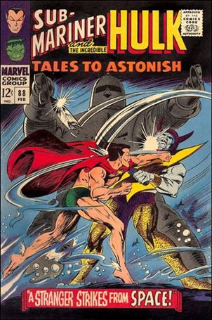 Tales to Astonish (1959) 88-A