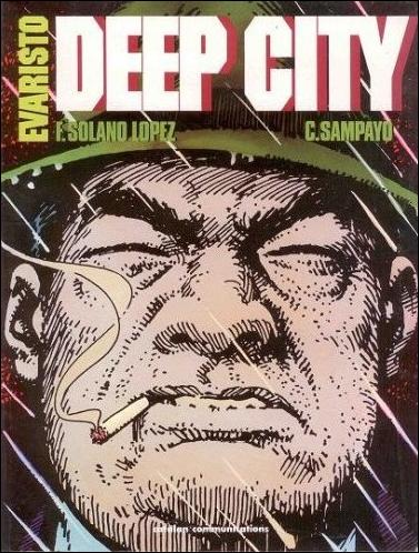 Evaristo: Deep City 1-A by Catalan Communications