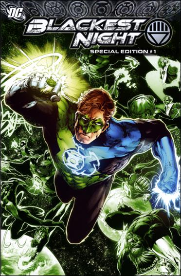 Blackest Night Special Edition 1-A by DC