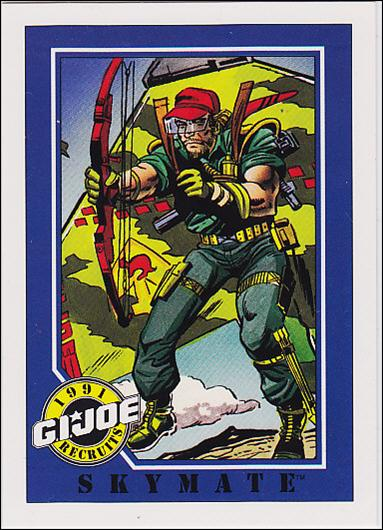 G.I. Joe (Base Set) 122-A by Impel