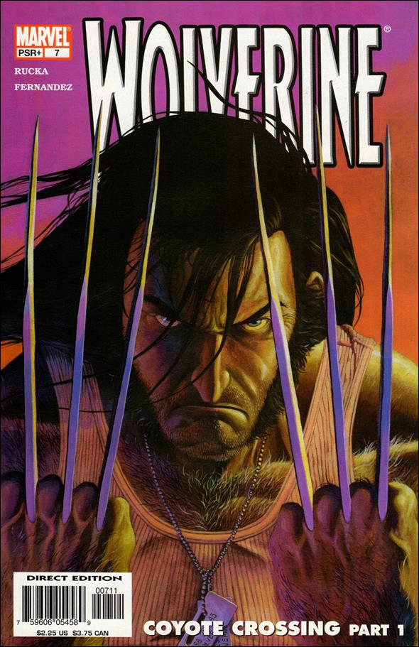 Wolverine (2003)  7-A by Marvel