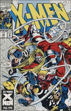 X-Men (1991) 18-A