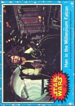 Star Wars: Series 1 (Base Set) 30-A by Topps