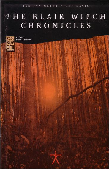 Blair Witch Chronicles 2-A by Oni Press