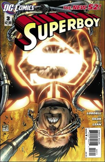 Superboy (2011/11) 3-A by DC