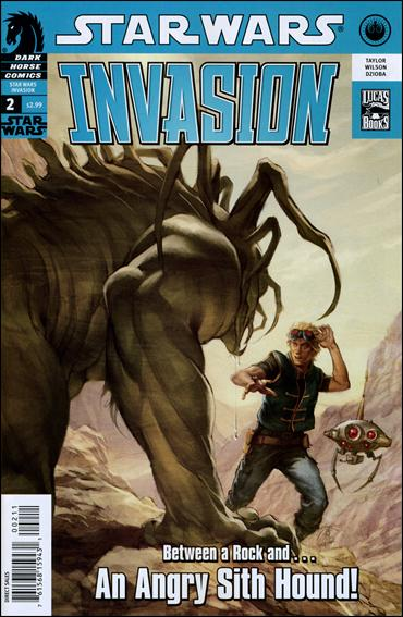 Star Wars: Invasion 2-A by Dark Horse