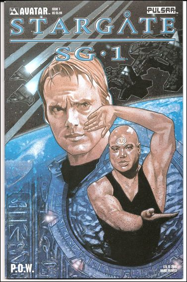 Stargate SG-1 POW 1-F by Avatar Press