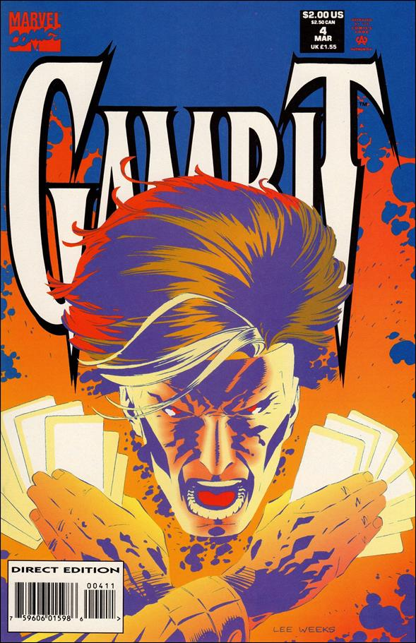 Gambit (1993) 4-A by Marvel