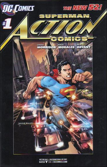 Action Comics (2011) 1-G by DC