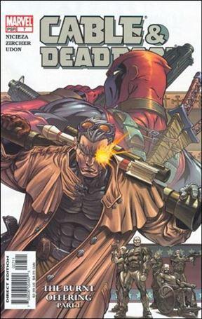 Cable & Deadpool 7-A