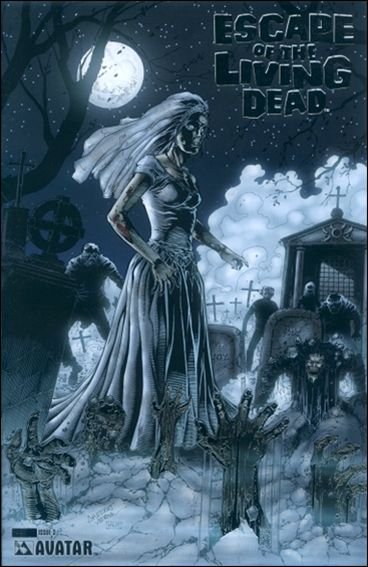Escape of the Living Dead 3-H by Avatar Press