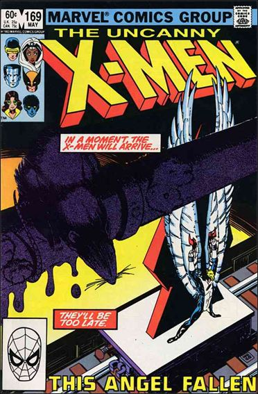 Uncanny X-Men (1981) 169-A by Marvel