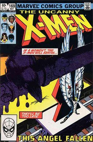 Uncanny X-Men (1981) 169-A