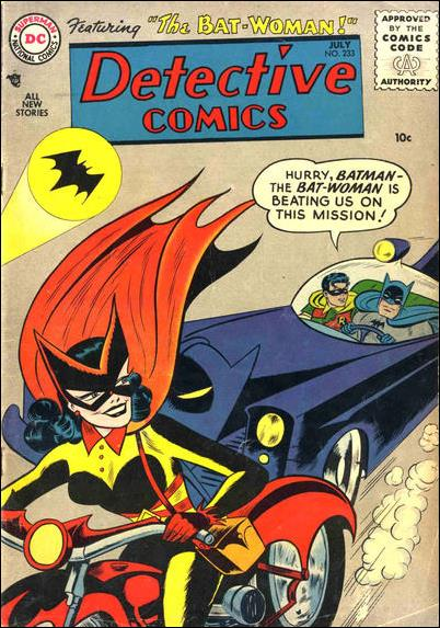 Detective Comics (1937) 233-A by DC