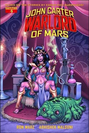 John Carter: Warlord of Mars (2014) 5-C