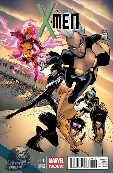 X-Men (2013) 1-K by Marvel