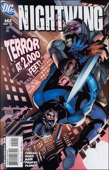 Nightwing (1996) 142-A by DC